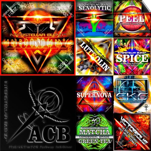 ACB (10 Blend) Combo - Save 57%!