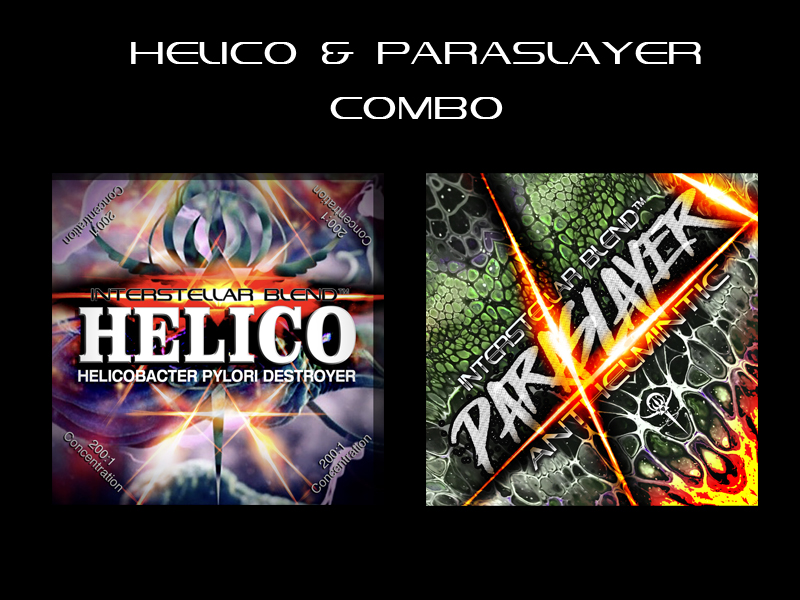 HELICO & PARASLAYER COMBO